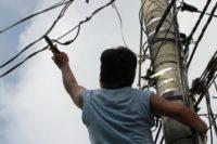 Análisis de pérdidas de energía en el sector de distribución eléctrica.