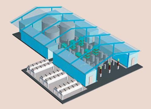 Fig.3 - Estación convertidora HVDC Light