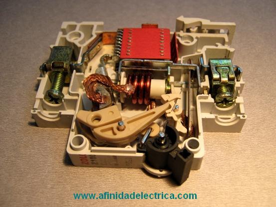 La totalidad de los componentes internos quedan expuestos en su ubicación original.