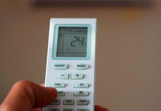 Utilice los controles de temperatura eficientemente.