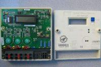Disección de un medidor electrónico trifásico Ampy