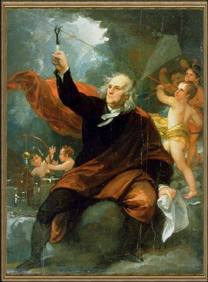 Político, científico e inventor estadounidense.