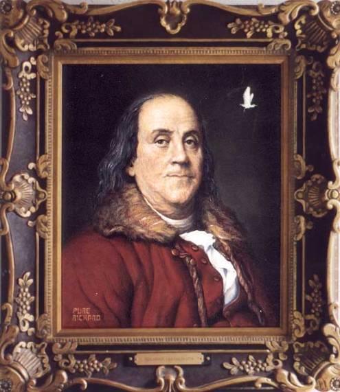Fue el único americano de la época colonial británica que alcanzó fama y notoriedad en la Europa de su tiempo.
