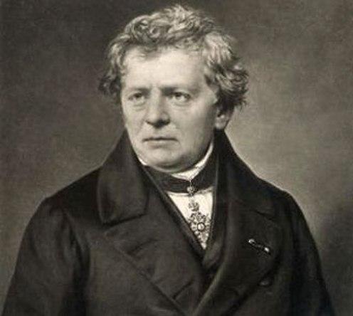 Hijo de un herrero (Johann Wolfgang Ohm), alternó en los años de adolescencia el trabajo con los estudios, en los que demostró preferencia por los de carácter científico.