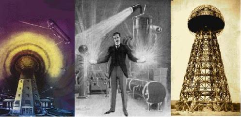 Los más delirantes son los ufólogos, que le atribuyen la antigravedad y venden informes apócrifos de los mensajes que recibió del espacio, junto a una película censurada de Orson Welles. Hasta juran que viajó a Marte en 1903.