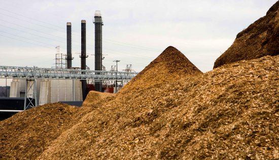 La combustión incompleta de la leña produce partículas de materia orgánica, el monóxido de carbono y otros gases orgánicos.