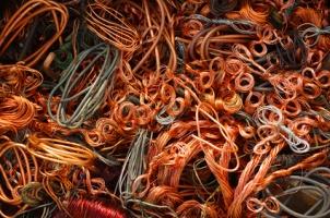 Robo de cables: La mafia del cobre.