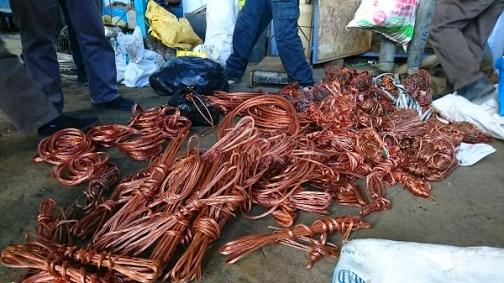 El cobre encabezó la lista de metales no ferrosos que más se revalorizaron en el nivel mundial.