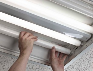 ¿Cómo funcionan las lámparas fluorescentes?