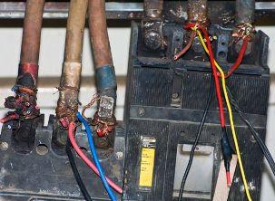 Robó suministro eléctrico durante 60 años.