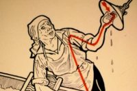 Treinta formas de morir electrocutado.