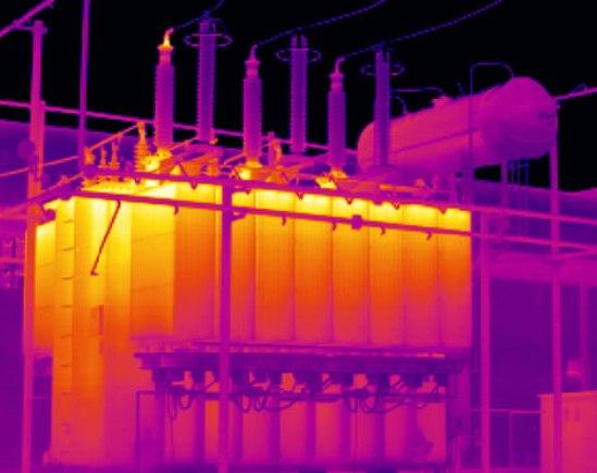 La inspección termográfica en sistemas eléctricos tiene como objetivo detectar componentes defectuosos basándose en la elevación de la temperatura como consecuencia de un aumento anormal de su resistencia ohmica.