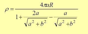 La separación entre los electrodos dará la medida de resistencia a un estrato de espesor de terreno que es igual a: h = a, con este valor de resistencia se calculará la resistividad aparente del terreno mediante la ecuación: