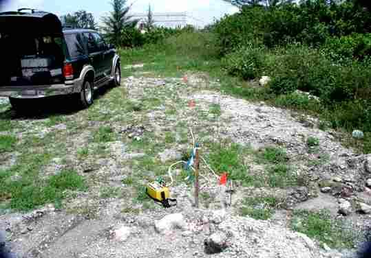 Pero además el SPAT se utiliza, para drenar a tierra las sobretensiones, por la operación de los descargadores de sobretensiones, vulgarmente denominados pararrayos.