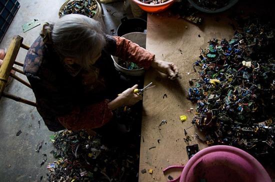 Si se cuadraran las cifras de todas las fuentes de desechos electrónicos, el equipo eliminado podría elevarse a 45 millones de toneladas métricas anuales en todo el mundo.
