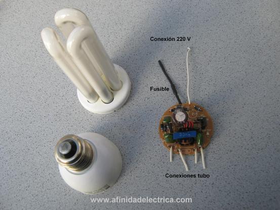 Se cortan estos cables conservando el extremo mas largo del lado de la placa para facilitar las nuevas conexiones.