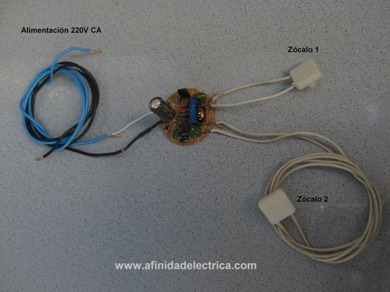 Este circuito admite una gran variedad de tubos (circulares, rectos, finos, etc.) siempre que se verifique la potencia de los mismos.