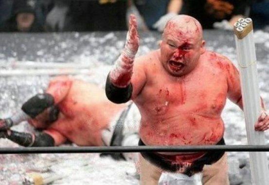Big Japan Pro Wrestling fue creada en marzo de 1995 por los antiguos luchadores de AJPW.