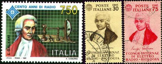 En 1772 presentó una comunicación al Istituto delle Scienze sobre la irritabilidad halleriana y, poco después, sobre los movimientos musculares de las patas de la rana.