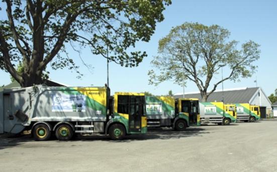 La solución del camión de la basura se ha extendido rápidamente. Actualmente, cerca de 40.000 contadores de agua y calefacción están instalados en un único sistema en la localidad de Esbjerg.
