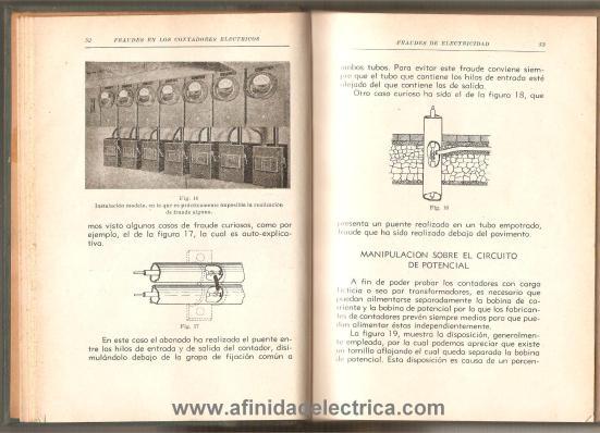 Unidades eléctricas, contadores eléctricos y tarifación  Unidades eléctricas.