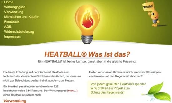 La lámpara incandescente (ampolleta, foco, bombillo, lamparita o bujía) es la de más bajo rendimiento luminoso de las lámparas utilizadas.
