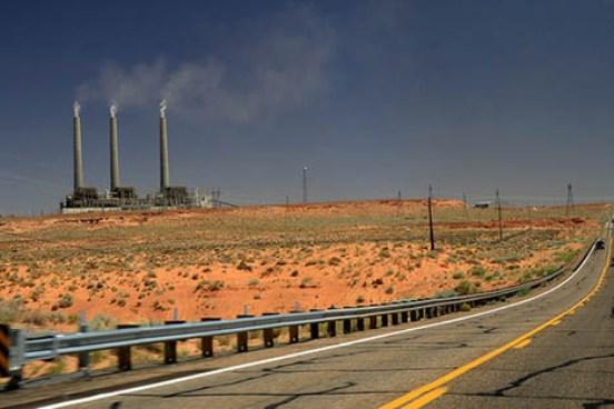 Hay carboeléctricas que son de avanzada, que tienen una alta eficiencia.