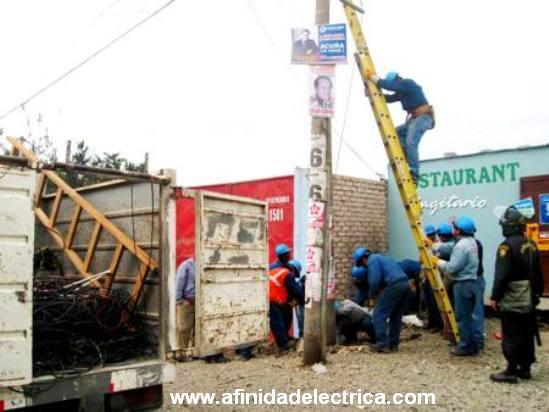 El acceso a la Energía Eléctrica es un derecho consagrado en la Constitución de la República del Ecuador.