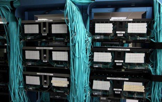 A nivel de todo Estados Unidos, los centros de datos usaron alrededor de 76 mil millones de kilovatios hora en 2010.