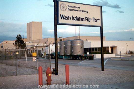 Una fuga reciente en el único depósito de desechos nucleares de Estados Unidos amenaza el futuro del almacenamiento de residuos nucleares en el país.
