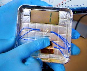 Piezoelectricidad biológica: Generar electricidad a utilizando virus.
