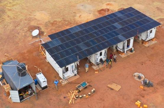El Instituto Europeo de Energía considera que, si el proyecto se llevara efectivamente a cabo, podría suministrar toda la energía eléctrica que consume la Unión Europea.