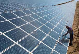 Europa estudia importar energía solar del desierto del Sahara.