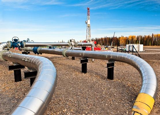 Los gasoductos son un método de transporte y distribución de gases combustibles a gran escala.