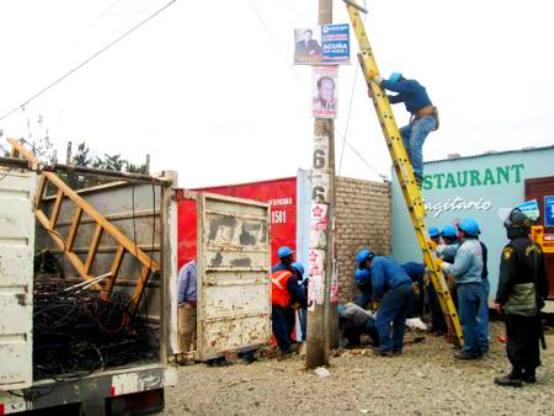 La Organización de Naciones Unidas (ONU) señala que 1/3 de la población mundial no tiene acceso al servicio de electricidad.