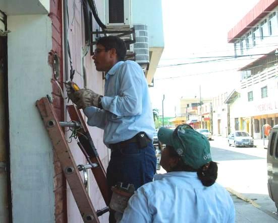 En el año 2003 la empresa creó la Unidad de Protección de Ventas, con el fin de planificar, programar, analizar, controlar el proceso de detección y normalización de los suministros con presuntos fraudes.