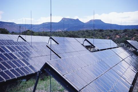 Celdas fotovoltaicas: Es dónde se produce la conversión fotovoltaica, las más empleadas son las realizadas con silicio cristalino.