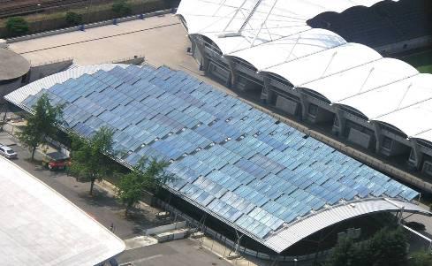 La tecnología fotovoltaica busca convertir directamente la radiación solar en electricidad.