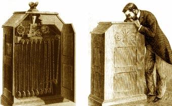 Muy pronto recibió un encargo de la Western Union, la más importante compañía telegráfica de entonces. Se le instaba a construir una impresora efectiva de la cotización de valores en bolsa.