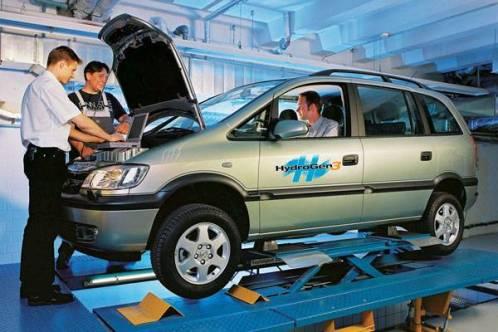 Estados Unidos espera llenar las rutas de su país con vehículos que consuman hidrógeno en las próximas dos décadas.