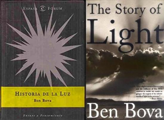 Si Goethe pedía luz, más luz, Ben Bova se la ofrece en abundancia.