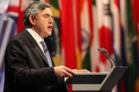 """Gordon Brown: """"Revolución verde para la recuperación"""""""