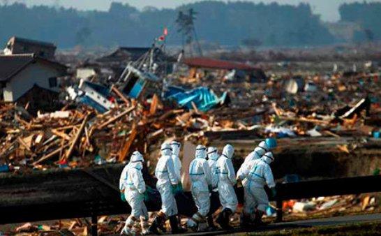 El gobierno japonés ha recibido críticas del exterior por la falta de información tras el accidente.