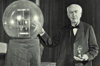 Thomas Alva Edison: 1% de inspiración y 99% de transpiración