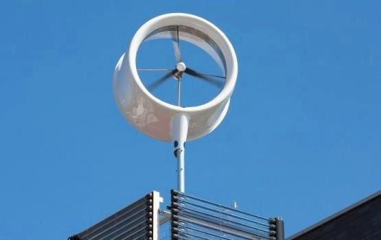 La potencia que pueda obtener un sistema de conversión de Energía Eólica está determinada por la velocidad, la densidad, y las características del viento.