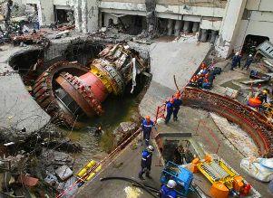 Accidente en hidroeléctrica rusa causa decenas de muertos.