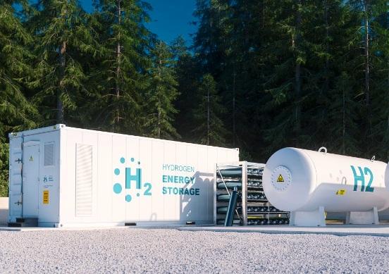 Las pilas de combustible tienen la ventaja de una mayor eficiencia frente a los motores de combustión interna, lo que las convierte en el principal dispositivo para la conversión de hidrógeno en energía.