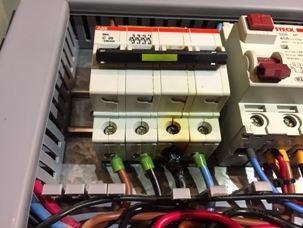 Tres de cada cuatro hogares tienen una deficiente instalación eléctrica.