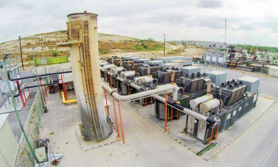 En mayo del presente año el Banco Mundial firmó con Bioenergía de Nuevo León un contrato de reducción de emisiones equivalentes a 1,000,000 de toneladas de CO2.