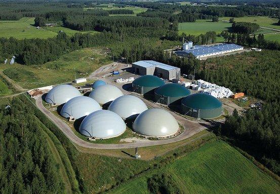 La bioenergía es la energía renovable a disposición de los materiales derivados de fuentes biológicas.